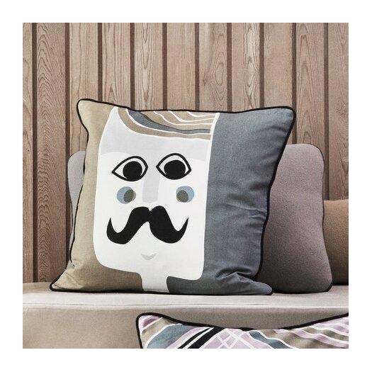 ferm living mr throw pillow allmodern. Black Bedroom Furniture Sets. Home Design Ideas