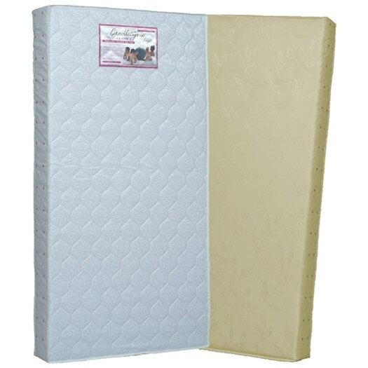 Colgate Visco-Classica Dual Firmness Foam Crib Mattress With Memory Foam