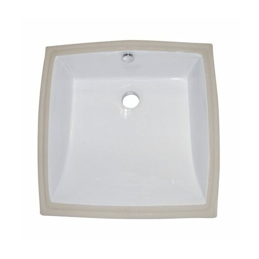 Elements Of Design Cove Undermount Bathroom Sink Allmodern