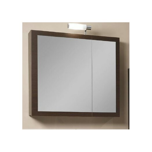 """Iotti by Nameeks Luna 30.9"""" x 27.7"""" Surface Mounted Medicine Cabinet"""