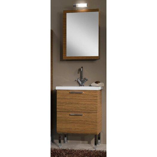"Iotti by Nameeks Luna 24"" Single Bathroom Vanity Set"