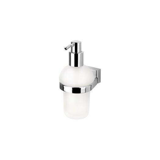 Geesa by Nameeks BloQ Wall Mounted Soap Dispenser