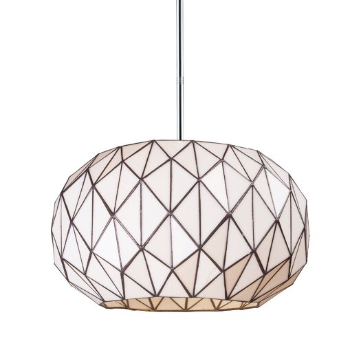 Landmark Lighting Tetra 3 Light Globe Pendant