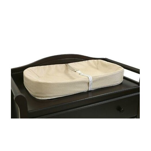 Baby Luxe by Priva Changing Pad with Organic Cotton Layer