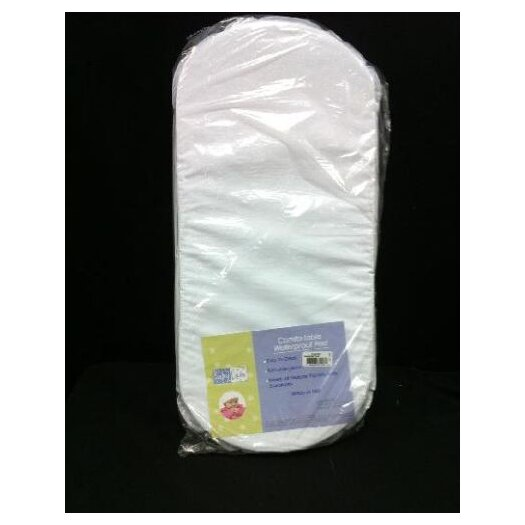Baby Luxe by Priva Bassinet Pad