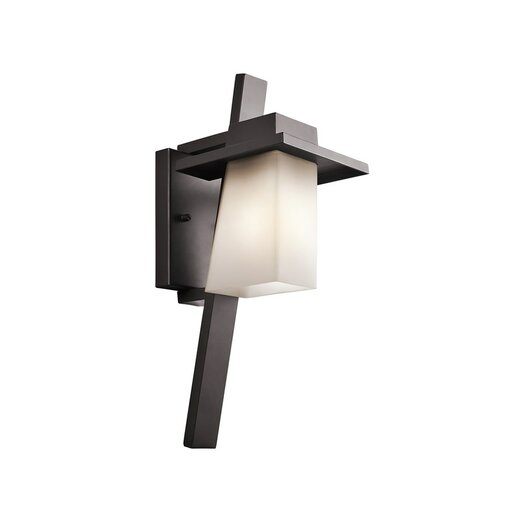 Kichler Stonebrook 1 Light Wall Lantern