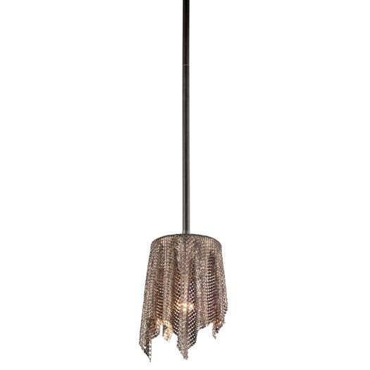 Kichler Olde Bronze 1 Light Mini Pendant