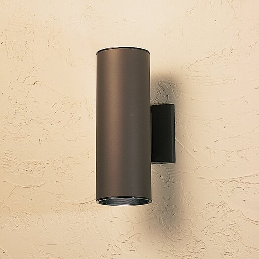 Kichler Cans and Bullets 2 Light Sconce