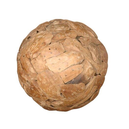 Jeffan Natura Wooden Ball Decor