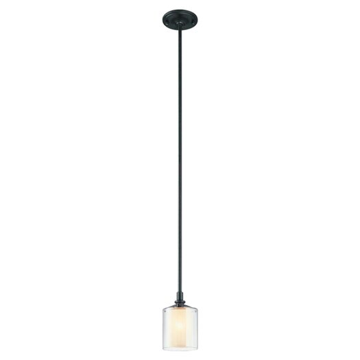 Troy Lighting Arcadia 1 Light Mini Pendant