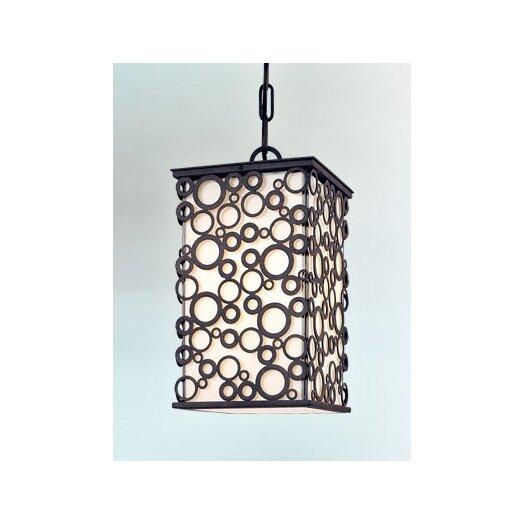 Troy Lighting Aqua Exterior 1 Light Outdoor Hanging Lantern