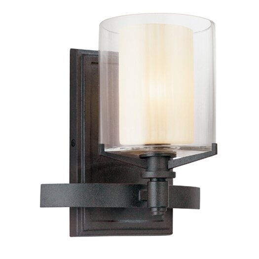 Troy Lighting Arcadia 1 Light Bath Wall Sconce