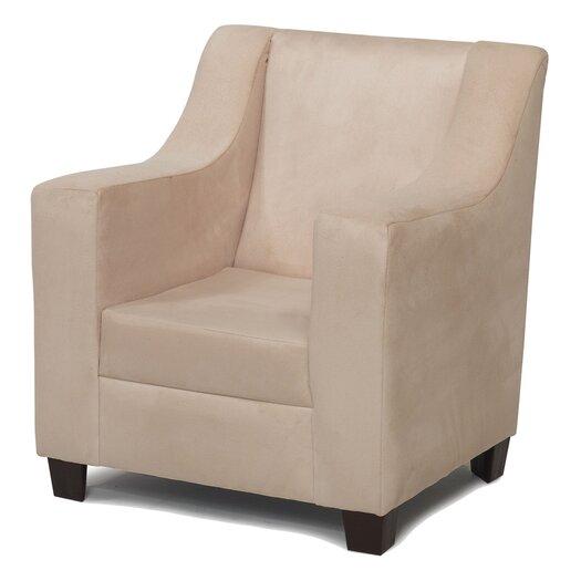 Hannah Baby Marshmallow Kid's Chair in Beige