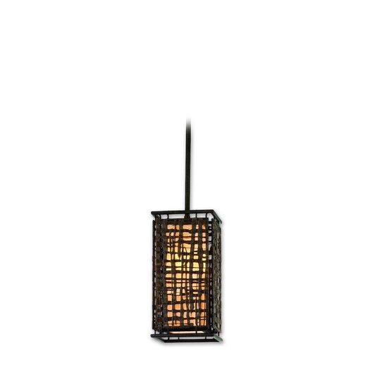 Corbett Lighting Shoji 1 Light Mini Pendant