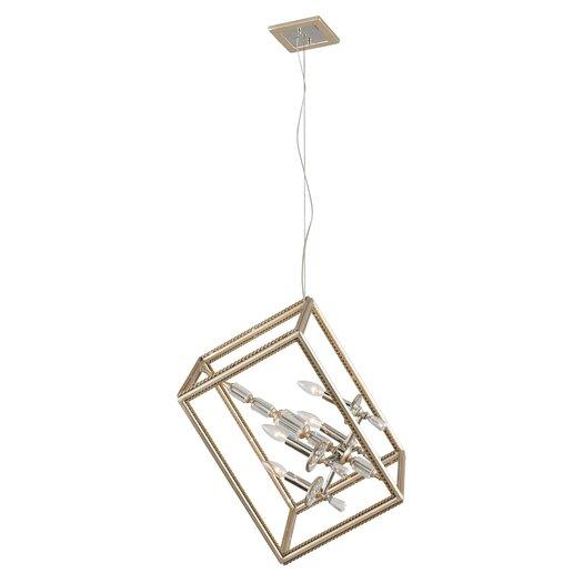 Corbett Lighting Houdini 4 Light Foyer Pendant