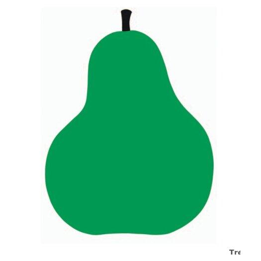 """Danese Milano Art Edition """"Due, La Pera"""" The Pear Graphic Art"""