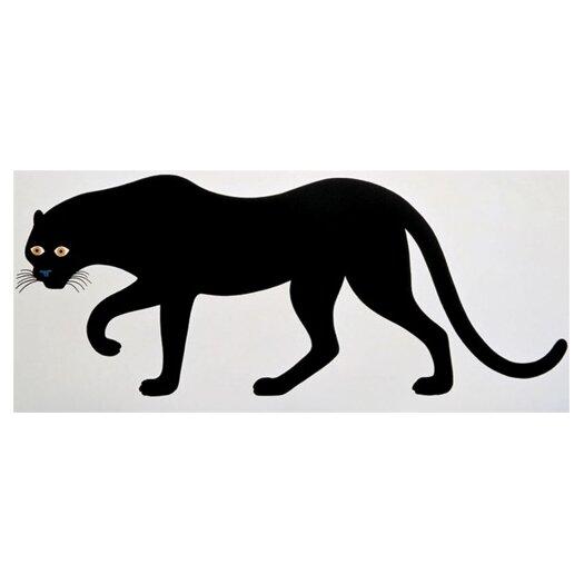 "Danese Milano Art Edition ""Quattro, La Pantera"" The Panther Graphic Art"