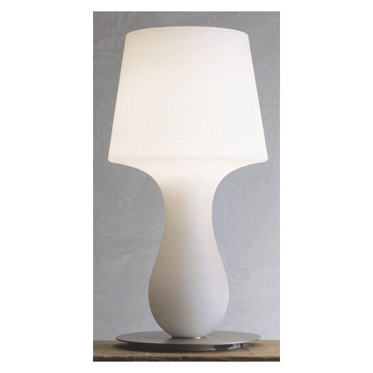 """Produzione Privata Fata 19.6"""" H Table Lamp with Empire Shade"""
