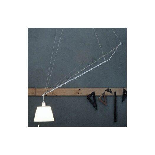 Produzione Privata Machina Minima 1 Light Schoolhouse Pendant