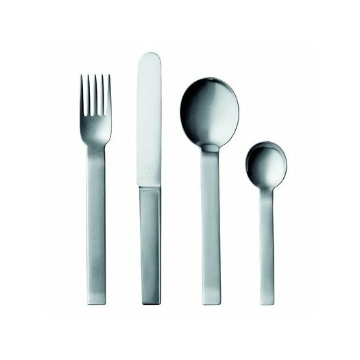 POTT Pott Stainless Steel Flatware 5 Piece Flatware Set