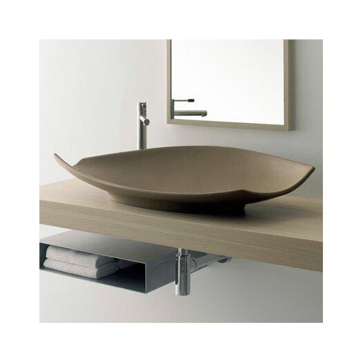 Scarabeo by Nameeks Kong 90 Above Counter Bathroom Sink