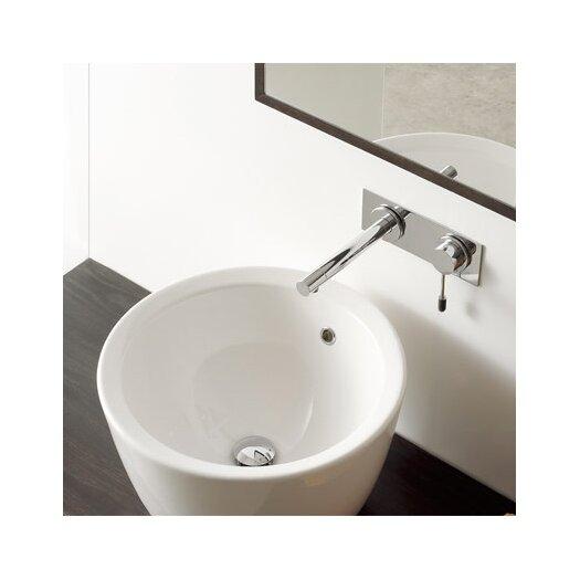 Scarabeo by Nameeks Matty Tondo Bathroom Sink