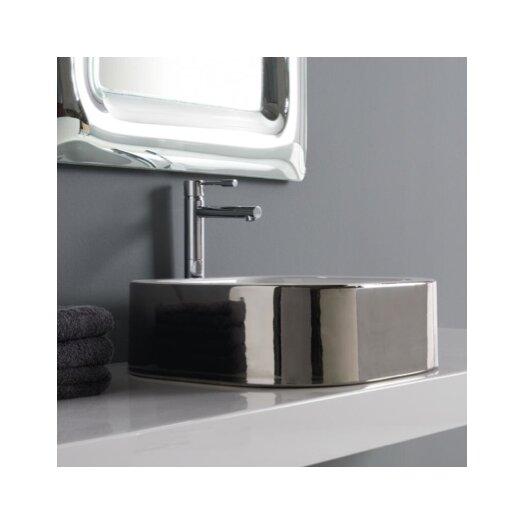 Scarabeo by Nameeks Next Vessel Bathroom Sink