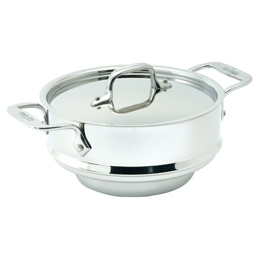 All-Clad 2-5 qt. Steamer with Lid