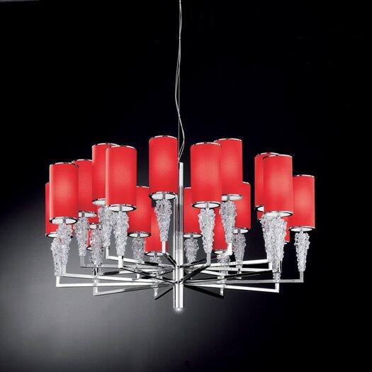 Axo Light Subzero 20 Light Chandelier