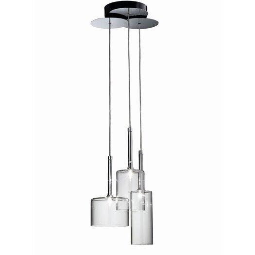 Axo Light Spillray 3 Light Chandelier