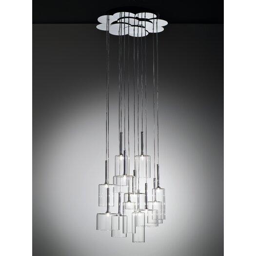 Axo Light Spillray 12 Light Chandelier