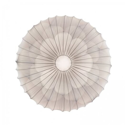 Axo Light Muse Flower 1 Light Outdoor Flush Mount
