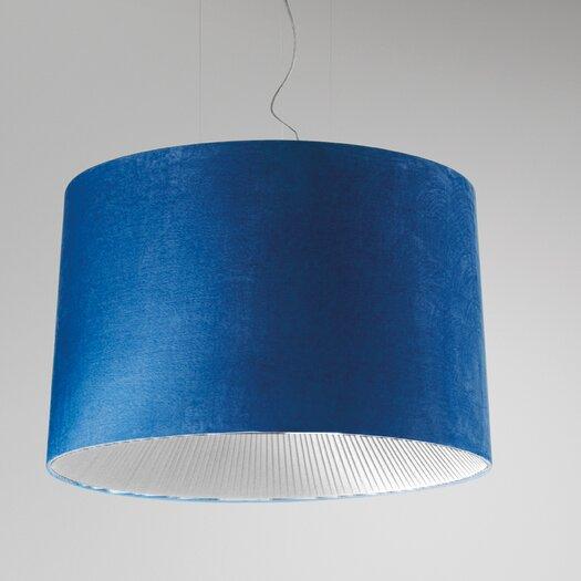 Axo Light Velvet Drum Pendant (Fluorescent)