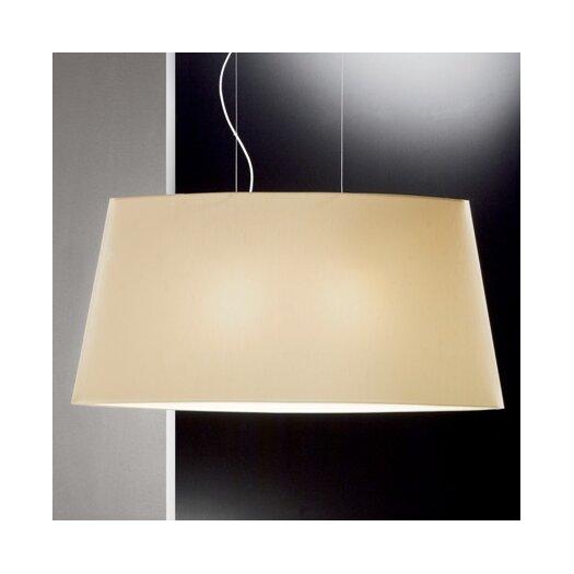 Axo Light Slight 2 Light Drum Pendant