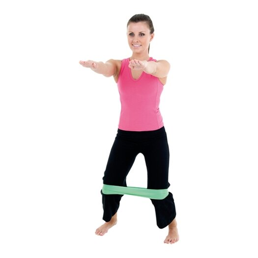 Eco Wise Fitness Resistance Stretch Band