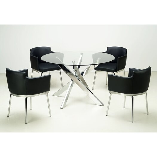 Chintaly Dusty Dining Table Allmodern