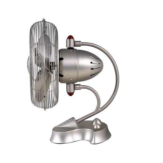 """Matthews Fan Company 13"""" Oscillating Table Fan"""