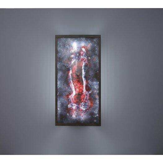 WPT Design FNTall 2 Light Wall Sconce
