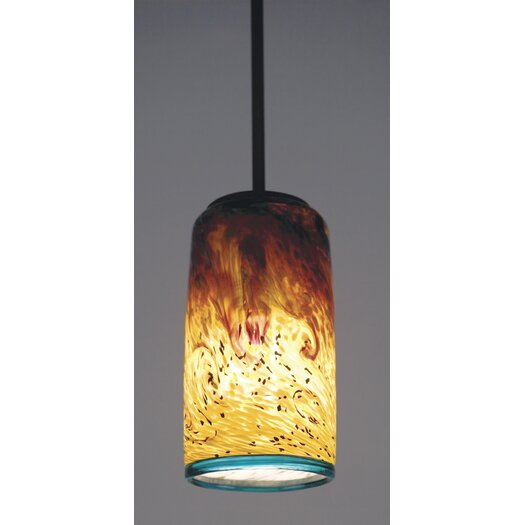 WPT Design Whitney Cylinder 1 Light Pendant