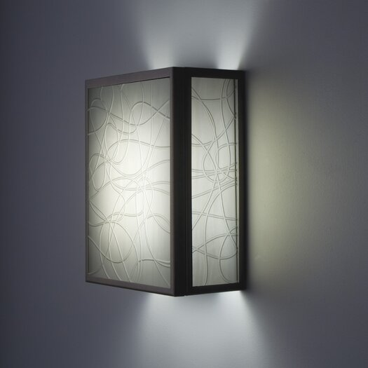 WPT Design FN3 2 Light Wall Sconce