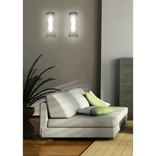 LALU Helix 1 Light Wall Sconce