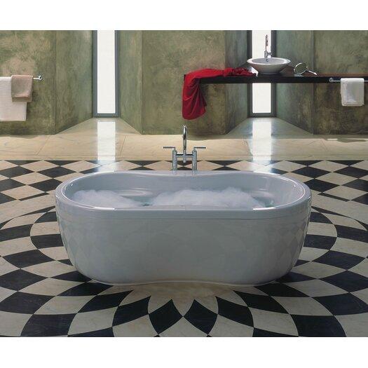 """Kaldewei Mega Duo 71"""" x 35"""" Soaking Bathtub"""