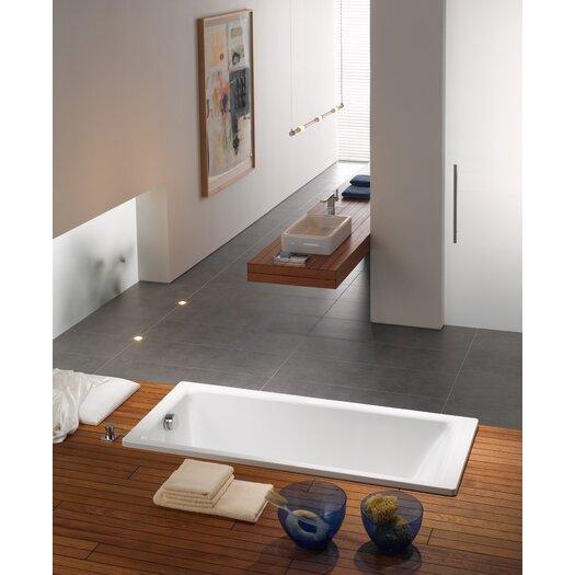 "Kaldewei Puro 71"" x 32"" Soaking Bathtub"
