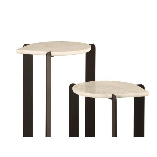 Skram Drop Series End Table