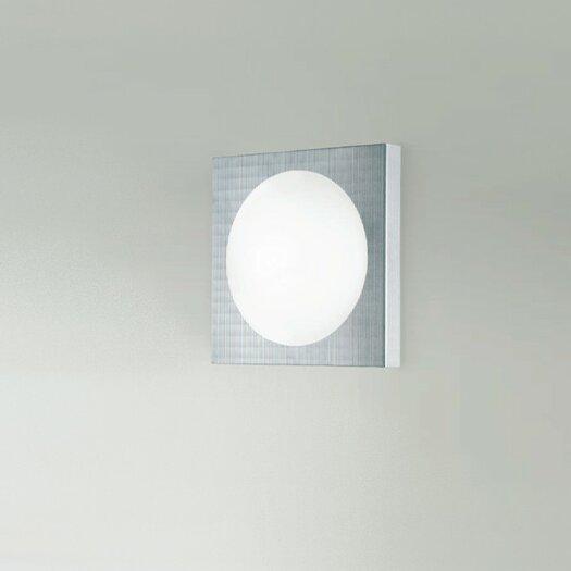 Zaneen Lighting Dome 1 Light Wall Sconce