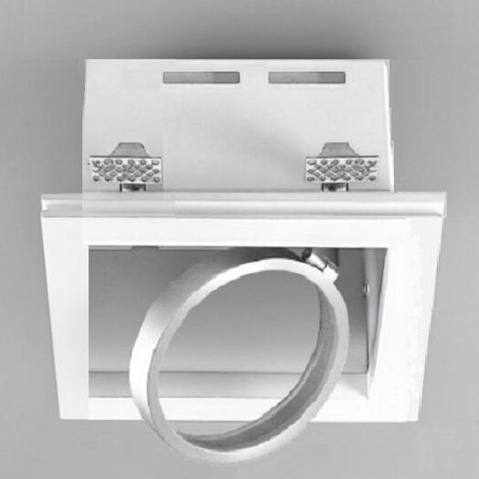 Zaneen Lighting Invisibli Adjustable LED Recessed Kit