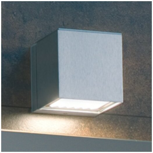 Led Wall Sconce Downlight : Zaneen Lighting Dau-LED 1 Light Downlight Wall Sconce by Flemming Bjorn AllModern