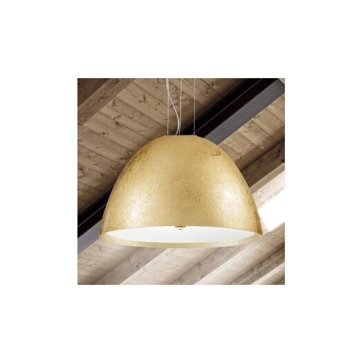Zaneen Lighting Willy 60 1 Light Bowl Pendant