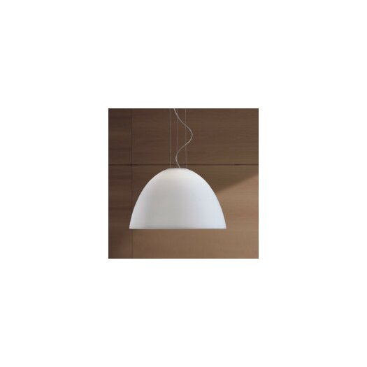 Zaneen Lighting Willy 1 Bowl Pendant