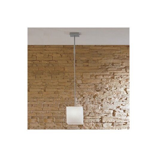 Zaneen Lighting Kubik Large 1 Light Mini Pendant